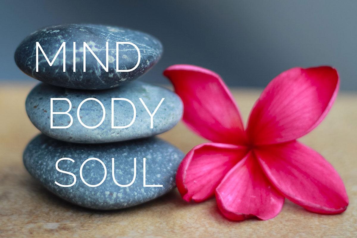 Die drei Säulen - Körper, Geist und Seele
